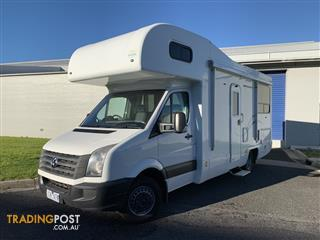 Find motor homes for sale in Australia