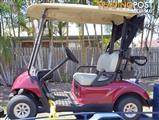 yamaha buggie cart an trailer
