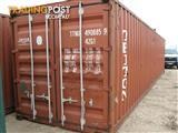 Used 40ft GP Shipping Container for Sale (Ex. Melbourne)