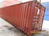 Used 40ft HC Shipping Container for Sale (Ex. Melbourne)