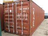 Used 40ft GP Shipping Container for Sale (Ex. Brisbane)