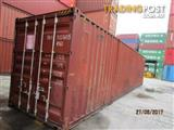 Used 40ft HC Shipping Container for Sale (Ex. Brisbane)