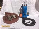 ABG Submersible Water Pump (Not a cheap Chinese Product)