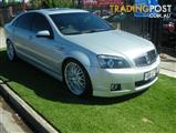 2011 HOLDEN CAPRICE V WM II MY12 4D SEDAN