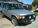 2002 LAND ROVER DISCOVERY Td5 (4x4) 4D WAGON