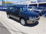 2006 FORD TERRITORY TS (4x4) SY 4D WAGON