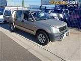 2003 HOLDEN RODEO LX RA CREW CAB P/UP
