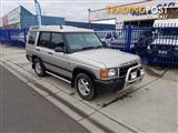 1999 LAND ROVER DISCOVERY Td5 (4x4) 4D WAGON