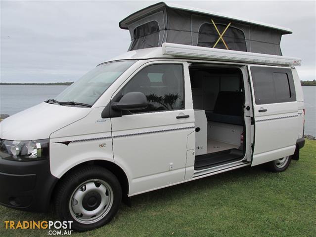 Volkswagen Transporter T6 Frontline Campervan