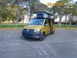 Frontline Adventurer VW T6 4 Motion LWB - Stock No: 8375