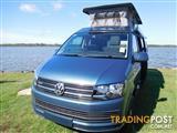 Frontline Adventurer Volkswagen T6 4 Motion Automatic Avail Aug 2017