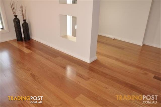 Stringybark Timber Flooring 130x19mm Select Grade