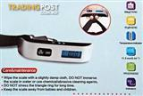 Luggage Weight Scale 4 in 1 Portable temperature luggage hanging