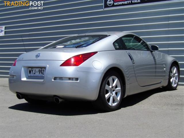 2003 nissan 350z touring z33 2d coupe for sale in morphett vale sa 2003 nissan 350z touring. Black Bedroom Furniture Sets. Home Design Ideas