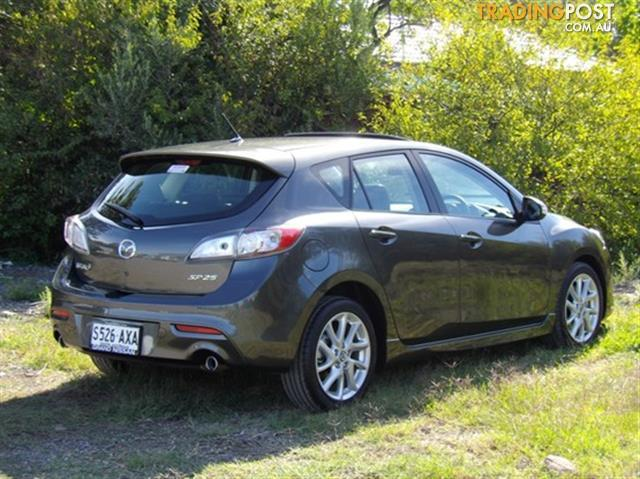 2013 mazda mazda3 sp25 bl series 2 my13 hatchback for sale in morphett vale sa 2013 mazda. Black Bedroom Furniture Sets. Home Design Ideas