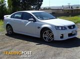2011 HOLDEN COMMODORE SV6 VE II 4D SEDAN