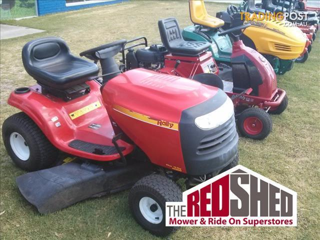 Ride On Mower >> Ride On Mowers Secondhand Ride Ons