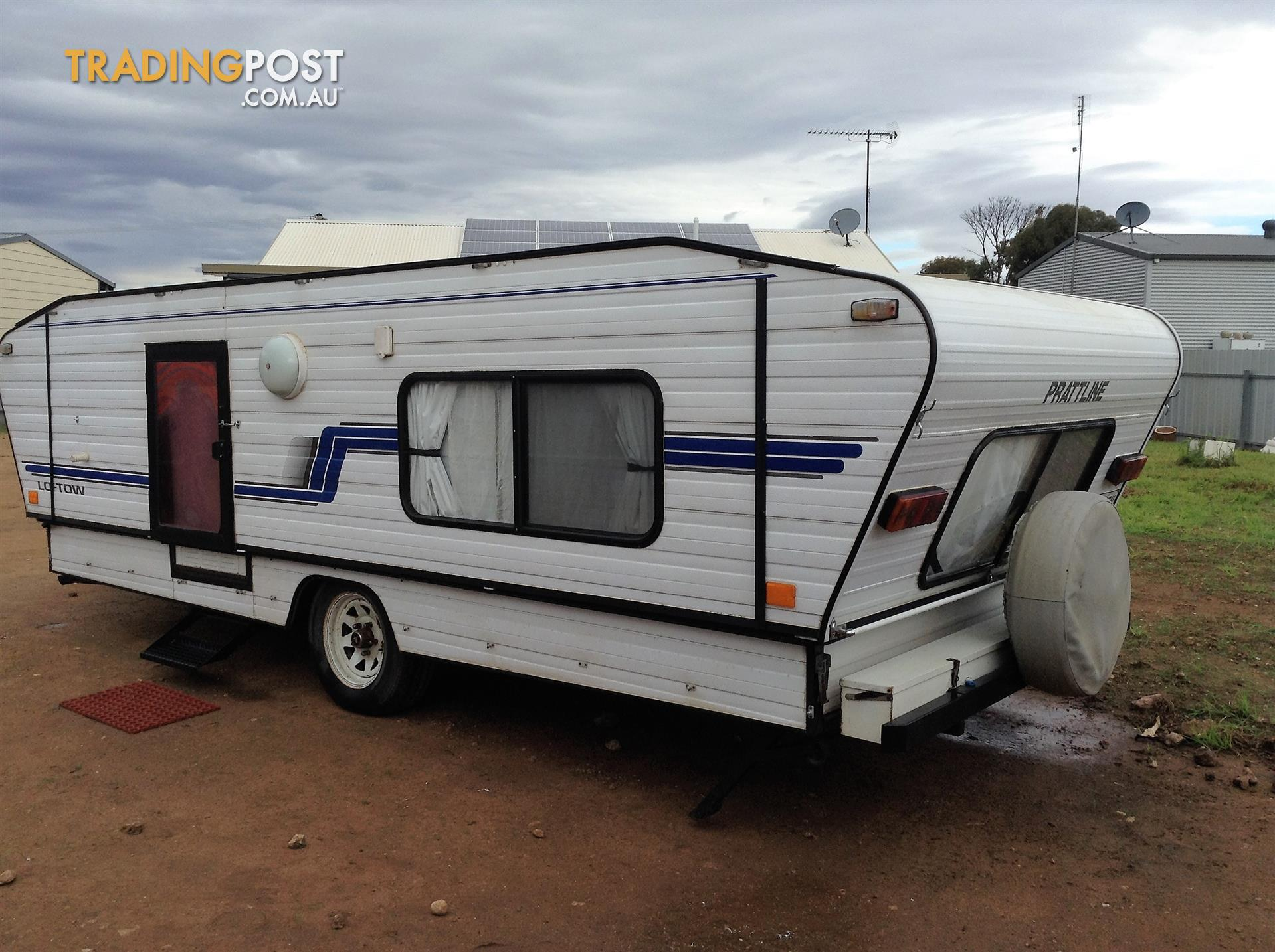 Cool New HITCH HIKA THE ADELAIDE Caravans For Sale