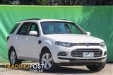 2013  Ford Territory  SZ Wagon