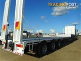 Vawdrey Semi Drop Deck Trailer