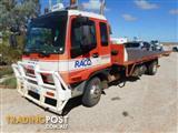 Isuzu FRR550 Tilt tray Truck