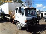 Isuzu FSR Tray Truck