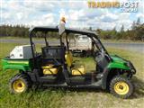 John Deere GATOR XUV550 ATV All Terrain Vehicle