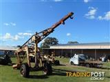 G Well T3 Mobile/Tractor crane Crane