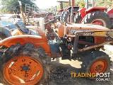 Kubota L1501 FWA/4WD Tractor