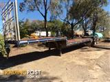 Southern Cross Semi Drop Deck Trailer