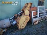 Unknown Logging Winch Parts-Dozer Parts