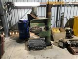 Pulford Radial Arm Drill Drill/Mill Tooling