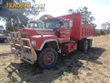 Mack R700 SERIES Tipper Truck
