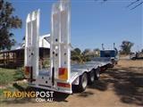 Krueger Semi Drop Deck Trailer