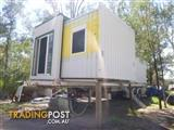 Custom Made Shipping container home Transportable Site Accomodation Buildings