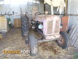 Ford Fordson Major 2WD Tractor