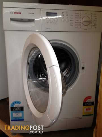Bosch 6.5kg Front Load Washing Machine - Perfect Condition