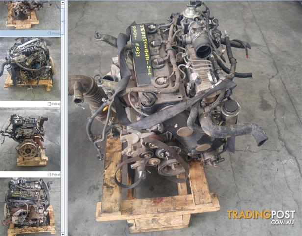 TOYOTA-PRADO-DIESEL-ENGINE-3-0-1KD-FTV-TURBO-120-SERIES-11-06-10-09