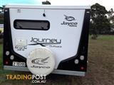 jayco journey caravan outback poptop 2014