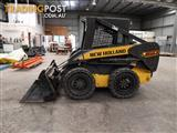 2008 New Holland L160 + Solid Tyres + Attachments + Ramps - 835hr