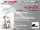 2013 spectrum IPL machine