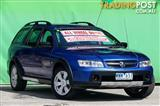 2005  Holden Adventra SX6 VZ Wagon
