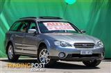 2006  Subaru Outback Safety Pack B4A Wagon