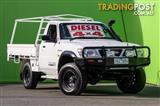 1999  Nissan Patrol DX GU Cab Chassis