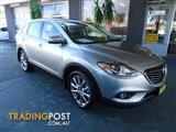2015 MAZDA CX-9 LUXURY MY14 4D WAGON