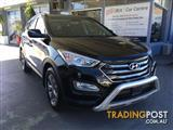 2013  HYUNDAI SANTA FE ACTIVE DM MY14 5D WAGON
