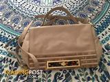 Leather Mimco hip/shoulder bag - as new hardly used