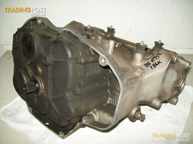 BMW K100 K100RS K100RT K75C K75S K75RT GEARBOX