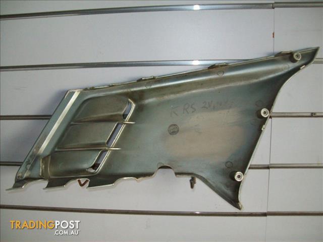 BMW K100RS Left Lower Fairing Panel