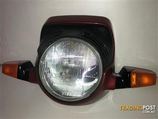 BMW K100 K75 Headlight assembly